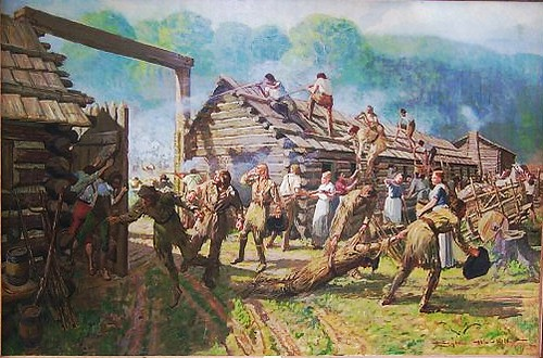 Siege of Boonesborough