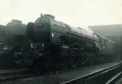 UK Steam in '60's - ex-LNER