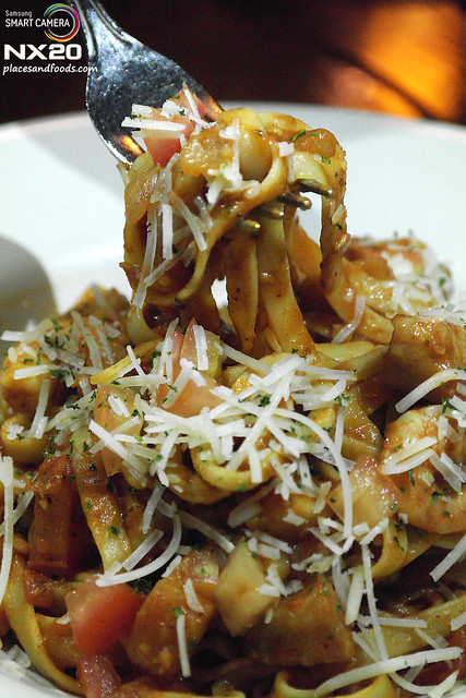 outback seafood pasta