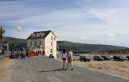 Bath House Cafe, Barmouth