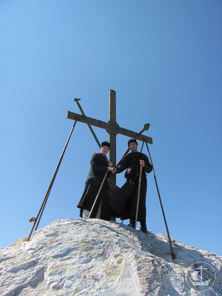 22 июня-18 июля 2012, 28 дней на Святой Горе