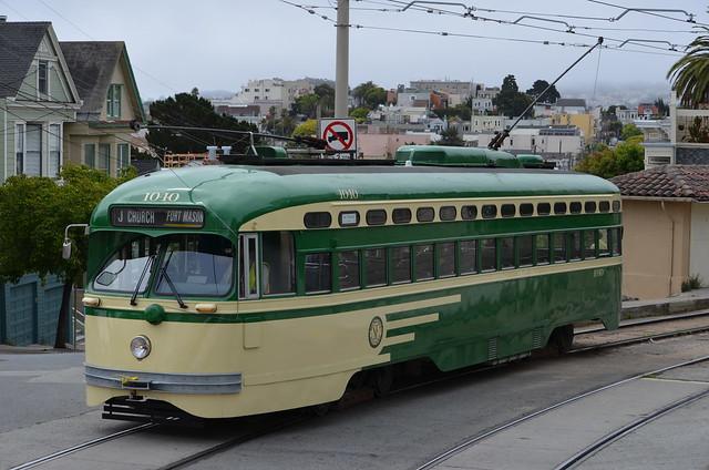 San Francisco J Line 21st St. August 2012  (5)