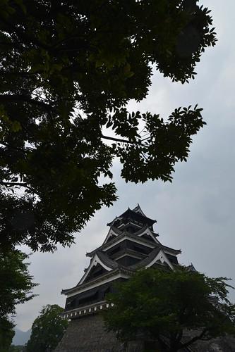 2012夏日大作戰 - 熊本 - 熊本城 (12)