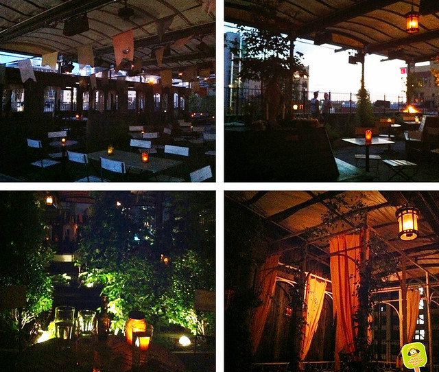 gallow green rooftop dining and lounge