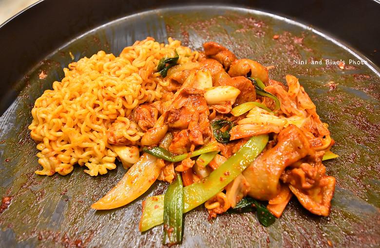 韓五二台中韓式料理韓國人開的11