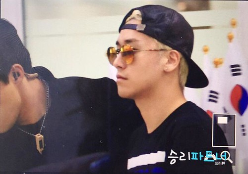 Big Bang - Gimpo Airport - 07jun2015 - Seung Ri - Partnervi - 01