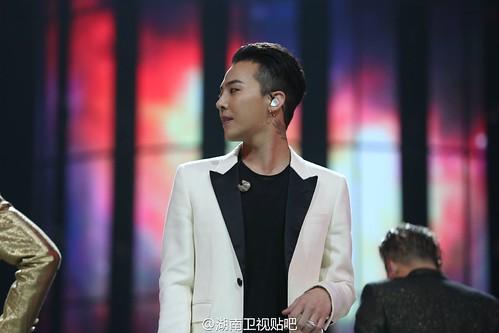 BIGBANG Hunan TV 2015-12-31 by 湖南卫视贴吧  (3)