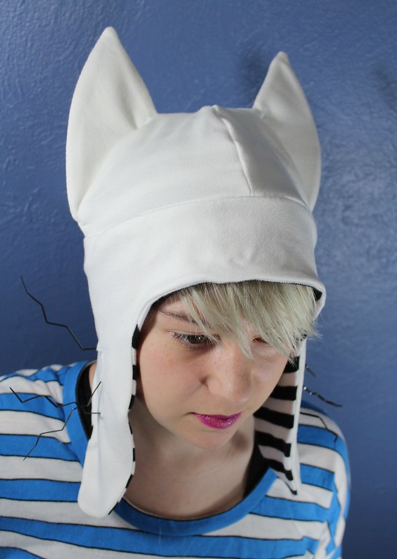 Costume Workshop Sew-Along: Hat With Ears