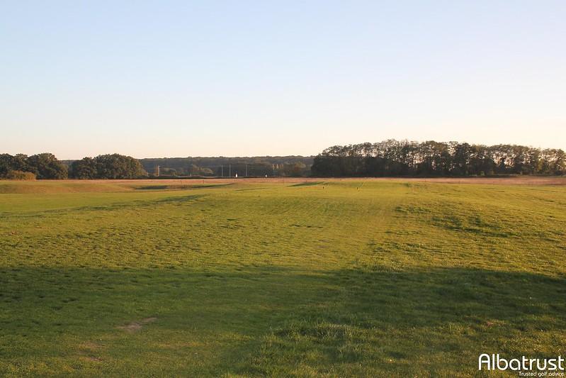 photo du golf Golf de Baugé - Parcours