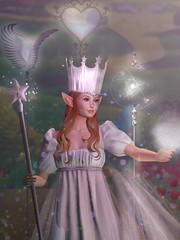 Contest Entry—Glinda Explains It All, With Visual Aids!
