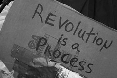 Revolution is a Process
