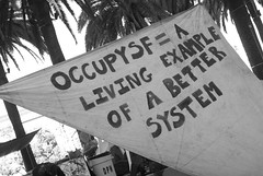 Occupy SF = A Living Example of a Better System