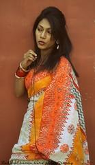 orange, textile, clothing, yellow, maroon, peach, fashion design, sari,