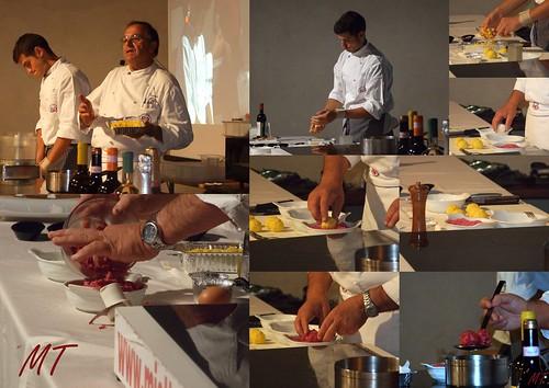lezione di cucina 1