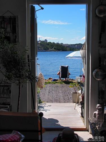 Trip to Fjäderholmarna, Stockholm, Sweden
