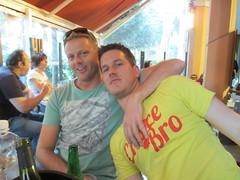 James and Rob