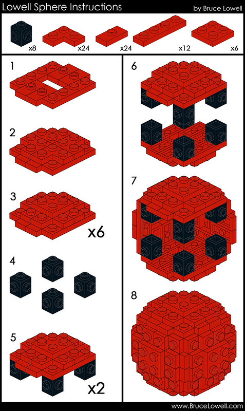 Lowell Sphere Instructions