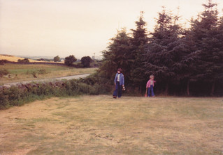 Colvend, July 1977