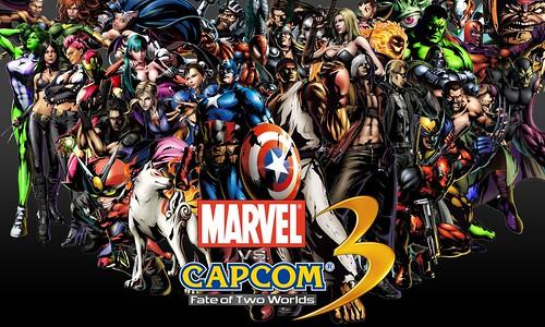 Rumor: Capcom to Announce Marvel vs. Capcom 3: Uncanny Edition at EVO 2012
