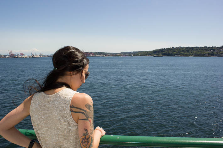 Ferry Ride.