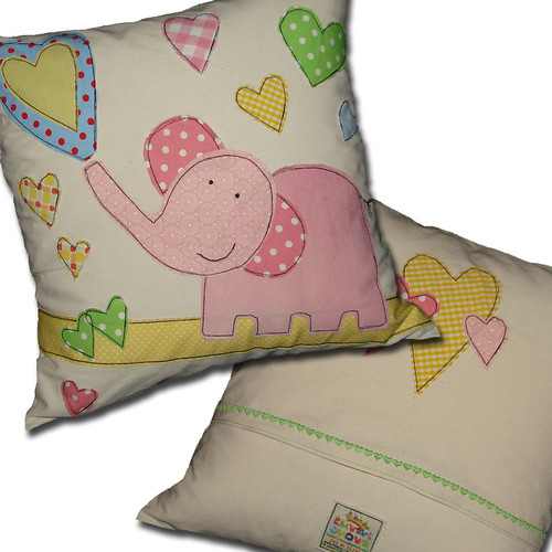 Cushion / Kids Pillow - Personalized Custom Pillow Case / Cushion Cover with ANY design