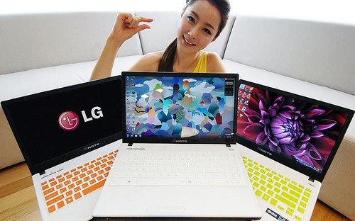 LG XNote N550