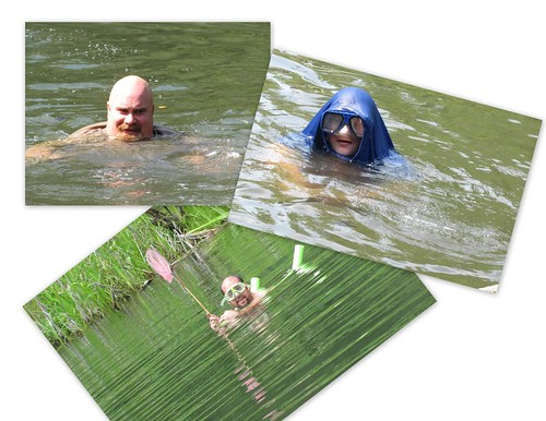 Pond monsters
