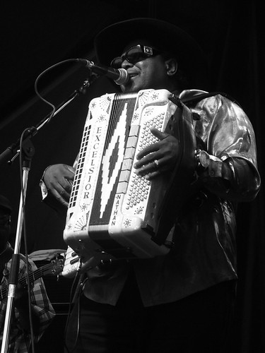Nathan & The Zydeco Cha-Chas at Ottawa Bluesfest 2012