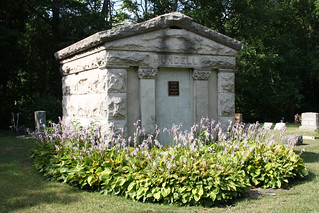 Mundell mausoleum
