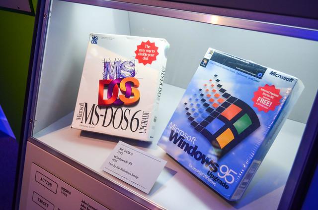 Old skool windows software