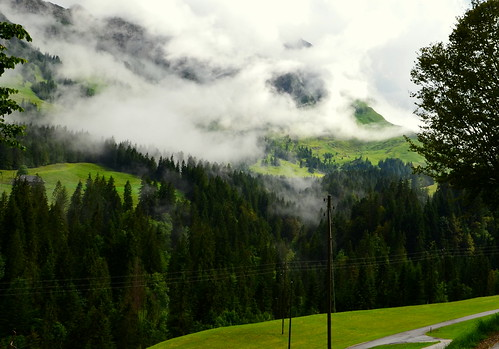 My social stay in Entlebuch DAY 9 - After the rain