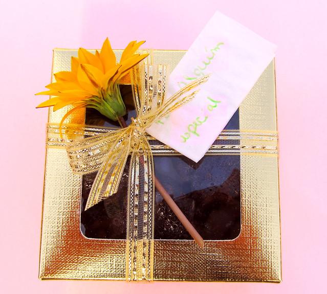 brownie molhadinho