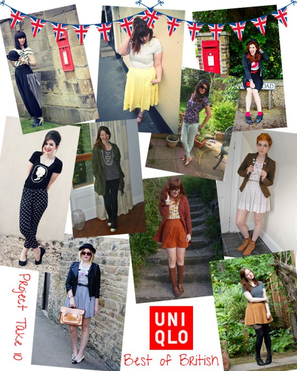 uniqlocollage