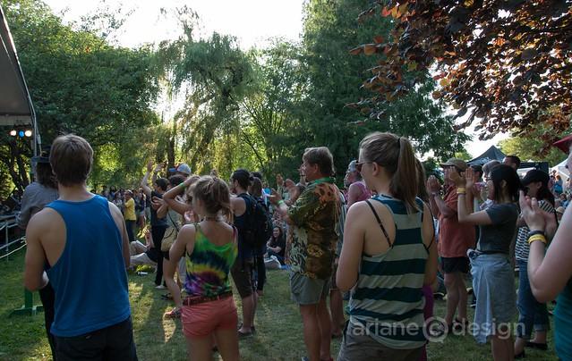2012 Vancouver Folk Fest Day 1-3