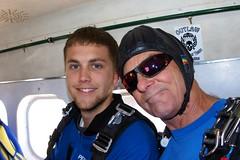 Spencer Visits LA 93 - Skydiving