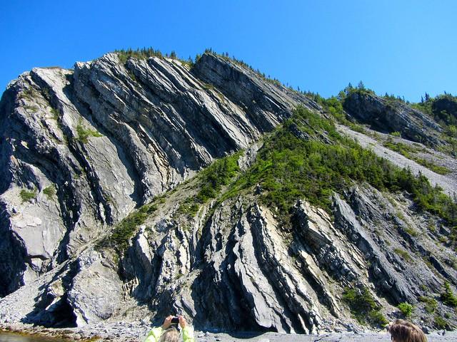 Dramatic Rocks on Bonne Bay