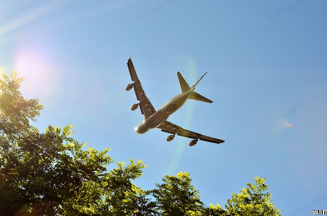 747-400-Airport Frankfurt_w