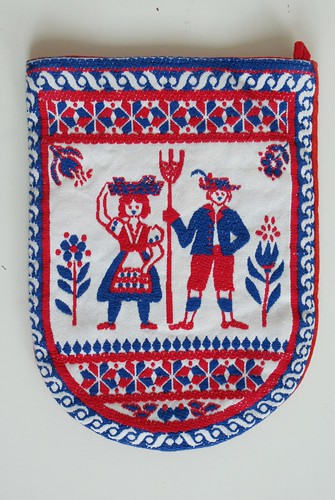 folklore potholder