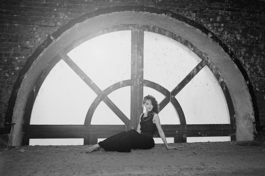 Фотосессия девушки, интересные места для фотосессий