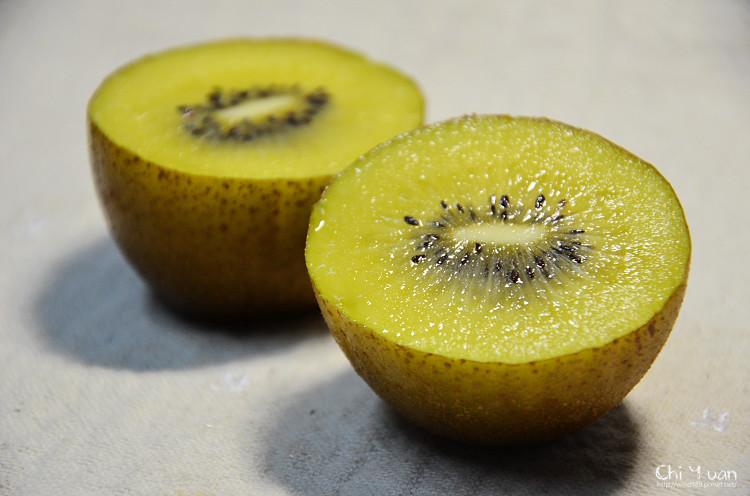 [試食]Zespri紐西蘭奇異果Sungold。飽滿營養的醇甜多汁