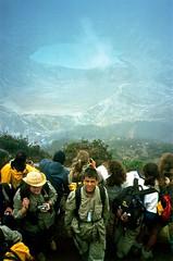 081 - Volcán Poás. Cráter.