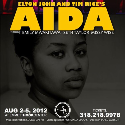 Emily Mwakitawa as Aida by trudeau