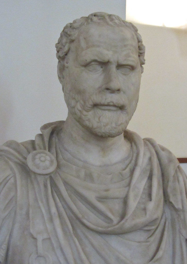 Statue of Demosthenes, National Museum of Rome