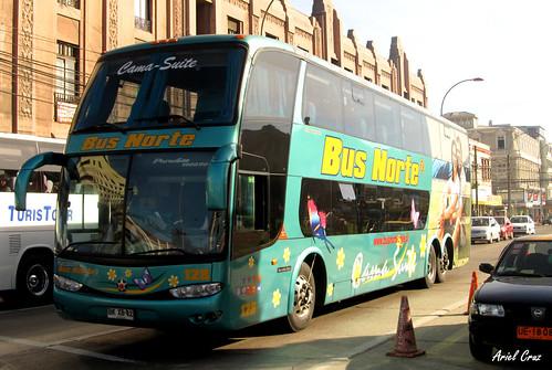Bus Norte | Marcopolo Paradiso 1800 DD / BKXB82