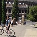 Biking around Rome by deerkoski