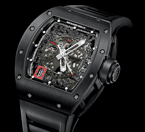 Richard Mille Tourbillon RM 053 Pablo Mac Donough