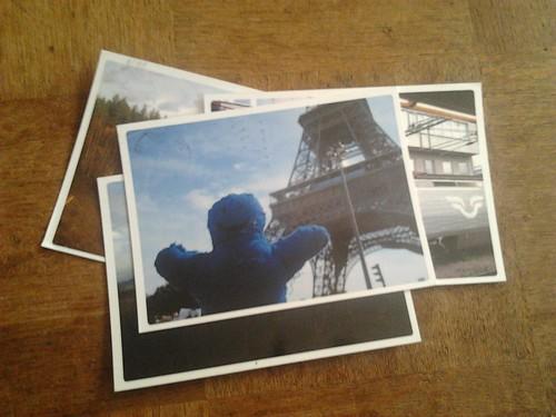 Touchnote Postkarten