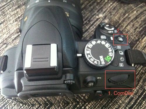 Nikon D3100 4