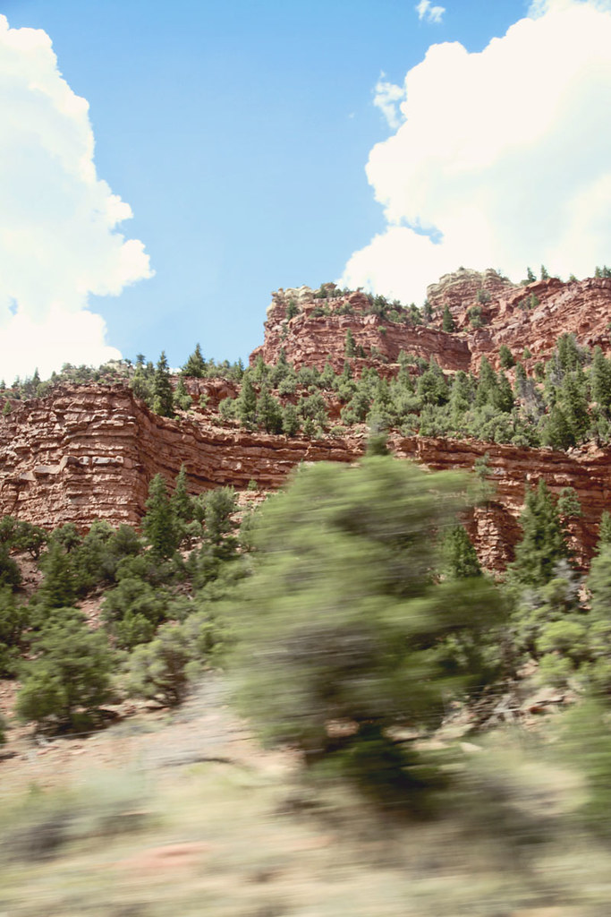 driving to Aspen 9