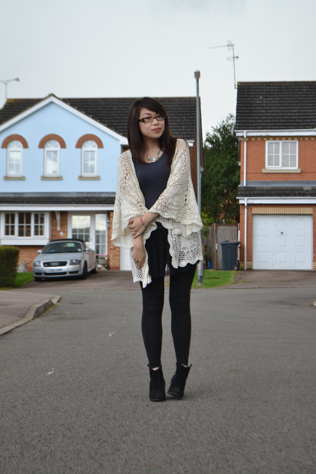 daisybutter - UK Style and Fashion Blog: what i wore